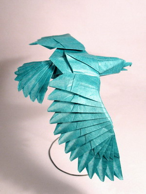 the origami forum u2022 view topic nguyen hung cuong eagle cp rh snkhan co uk origami eagle hoang trung thanh diagram origami eagle instructions easy